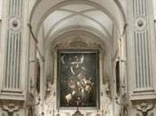 """""""Merisi verità buio"""". Caravaggio scena Monte della Misericordia"""