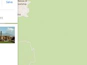 """Google maps. Dopo """"vai sullo stadio della Juve """"lavali fuoco"""" Vesuvio"""