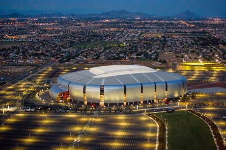 Super Bowl XLIX, University of Phoenix Stadium