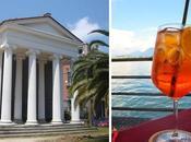 Aperitivo alla Casina Pompeiana nella Villa Comunale Napoli