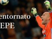 Calciomercato Napoli: Arriva Reina, firma settimana prossima