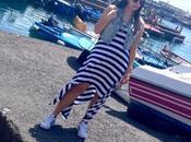 Outfit post: l'abito righe perfetto