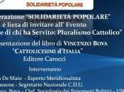 """""""Sulle orme servito"""": incontro dedicato pluralismo cattolico"""