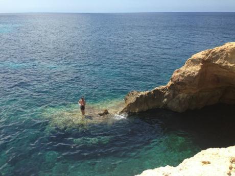 Lampedusa il mare pi bello del mondo paperblog - Il bagno piu bello del mondo ...