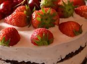 no-bake berry cheesecake senza cottura
