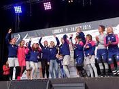 Team vince difficile tappa della Volvo Ocean Race
