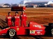 Legend: Ferrari 412T2