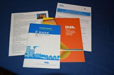 "4° ""Rapporto sull'Efficienza Energetica"" (RAEE) dell'ENEA"