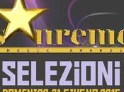Sanremo Music Awards nuove selezioni Rovigo, domenica giugno 2015.