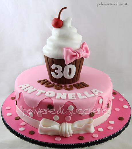 Torte Compleanno Ragazza 30 Anni