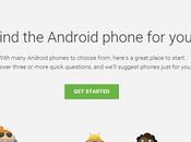 Google aiuta scegliere smartphone