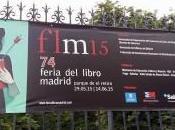 sguardo sulla Feria libro Madrid