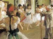 Schema punto croce: Classe danza Edgar Degas