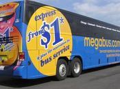 Megabus: arrivano Napoli turistici cost