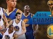 Golden State Warriors campioni 2015