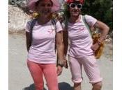 Pink Cave Speleologia donna!