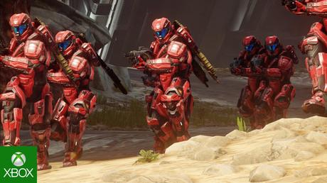 Halo 5: Guardians - Trailer di Halo 5: Warzone all'E3 2015