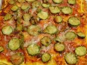 Pasta forno pomodoro zucchine fiori