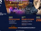 Andrea Casta Voce violino concerto OPERA House Coffee Food Emporium