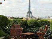 belle terrasses Parigi
