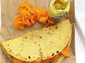 Veg(golosa) frittata alla senape sfoglie carota