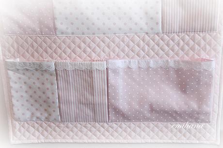 Pannello portaoggetti da cameretta per piccole donne for Pannello portaoggetti neonato amazon
