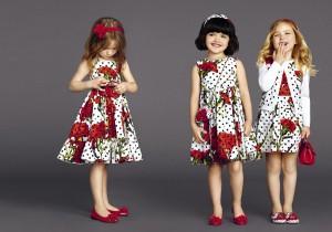 Collezione primavera estate 2015 Dolce Gabbana Junior - Paperblog 3a85232f828