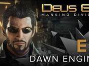 Deus Mankind Divided Tech Demo Dawn Engine