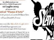 FIRENZE: NEGRONI POETRY SLAM Campionato della Poesia Festival Fiume d'Arte