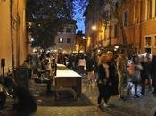 notti Trastevere assaggio d'estate