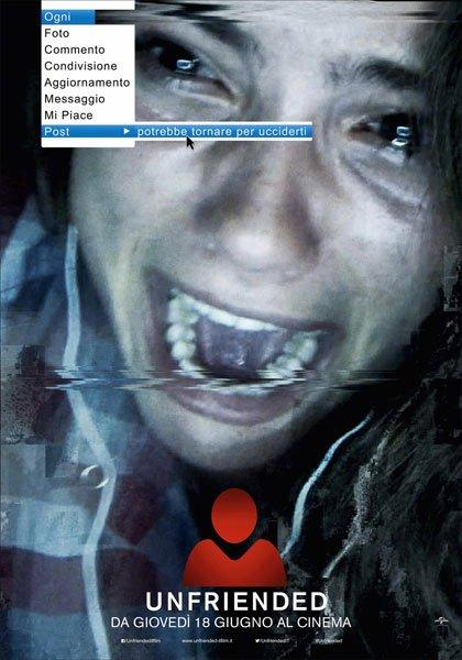 Locandina italiana Unfriended