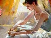 Schema punto croce: Ballerina_1