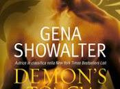 Anteprima Demon's touch GENA SHOWALTER