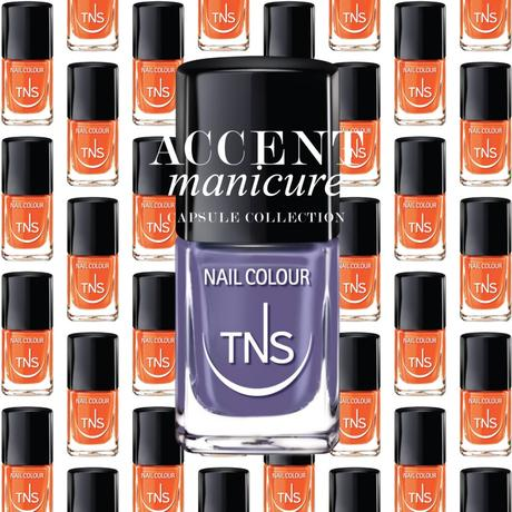 The Accent Manicure Summer 2015 by TNS Cosmetics; indossa l'estate sulle tue unghie!