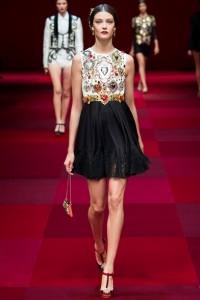 Collezione p e 2015 Dolce Gabbana  si vola in Spagna! - Paperblog 1235c47b1d7