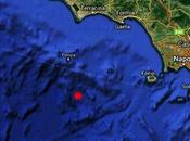 Lieve scossa terremoto registrata largo Napoli