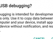 Debug USB: come eliminare pop-up autorizzazione persistente