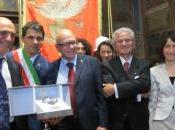 L'Unione Nazionale Cavalieri nell'Albo d'Oro Comune Perugia