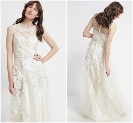 wedding dresses low cost zalando