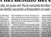 Nota della Fondazione Taras: Trust destino calcio''