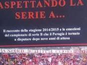 """""""Aspettando serie A…"""": libro racconta gioie solo… dell'ultima stagione Perugia"""