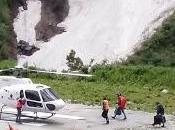 Uttarakhand Santuario Hekmund, pellegrinaggio l'elicottero