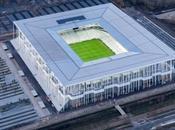 Euro 2016: bellissimo nuovo stadio Bordeaux