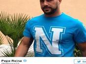 """Reina Twitter: """"Onorato indossare questa maglia…Sempre Forza Napoli"""""""