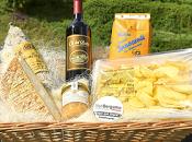 Vinci cesto prodotti gastronomici soggiorno B&B