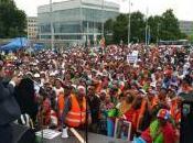 comunita' eritrea manifesta contro l'ostilita' dell'onu ginevra