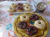 Mini ciambelle simil donuts