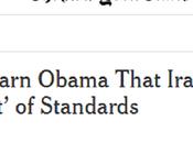 Incredibile: cinque consiglieri Obama attaccano l'accordo nucleare l'Iran!