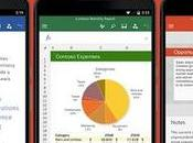 Microsoft Office Android ufficiale: link download