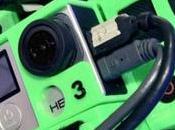 GoPro, decolla drone riprese sferiche